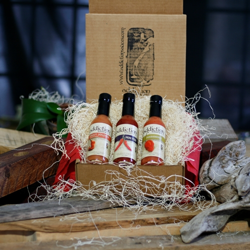 Hot Sauce Relief Kit