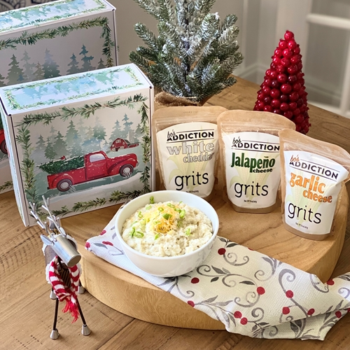 Holiday Grits Gift Box