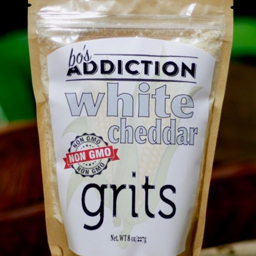 White Cheddar Grits