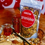 Spicy Granola